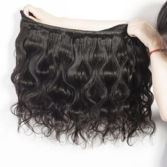Sidary Hair Body Wave Hair Weave Bundles 100% Human Hair Extensions Deals Natural Color Virgin Body Wave Hair
