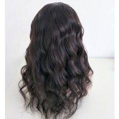 Pre Plucked Sidary Full Lace Loose Body Wave Human Hair Wigs With Baby Hair For Black Women