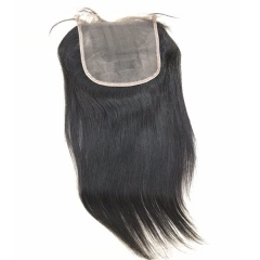 Sidary 6x6 Virgin Human Hair Lace Closures Straight 6*6 Virgin Hair Top Closures With Baby Hair