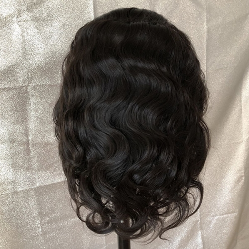 Sidary Body Wave Virgin Human Hair PrePlucked Natural Hairline 360 Lace Wigs