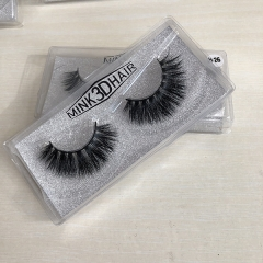Sidary Eyelashes 3D Mink Lashes Thick HandMade Full Strip Lashes Cruelty Free