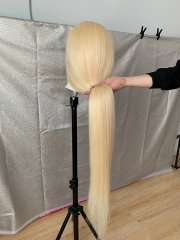 Sidary Wigs/130% Density/Blonde Wig/Full Lace Wig/Straight Wig/Womens Wig//Human Hair Wig/Full Lace HUMAN Hair Wig
